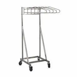 Garment Storage Hangers System