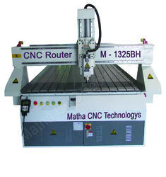 Single Spindle CNC Router