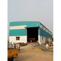 Big Steel Prefabricated Factory Shed