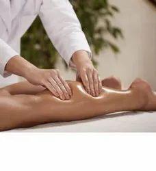 Man Leg Massage Services