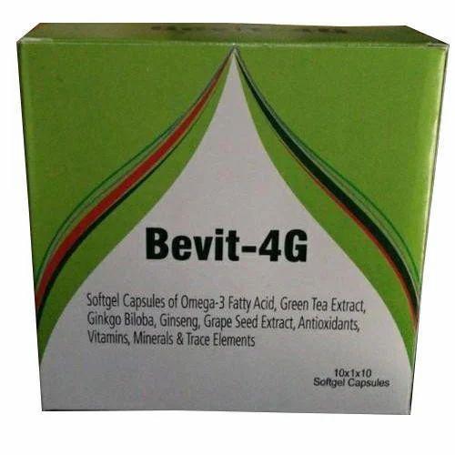 Bevit-4G Softgel Capsules