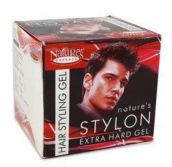 Nature Essence Stylon Extra Hard Hair Styling Gel, Usage: Parlour