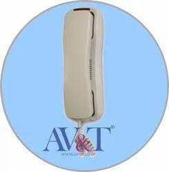 Bittel Ivory / Black Hotel Bathroom Phone, Model Number: Ha8999 41-t18