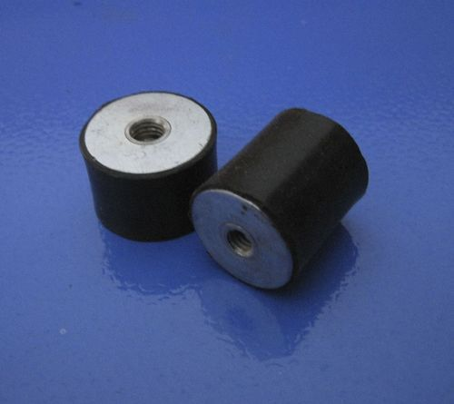 Rubber Cylindrical Mounting