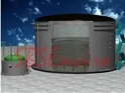 Anaerobic Hybrid Reactor (AHR)