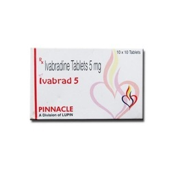 Ivabrad Tablet
