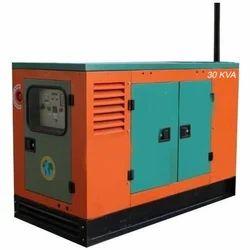 Cooper Generator Set