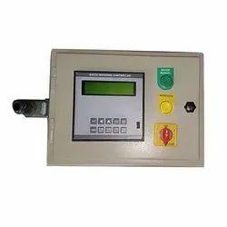 Digital Mixer Machine Control Panel