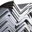 L Shape Mild Steel Angle, Size: 6 M - 12 M(length), Thickness: 4-10 Mm
