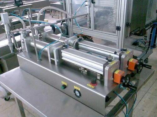Automatic Hair Gel Filling Machine