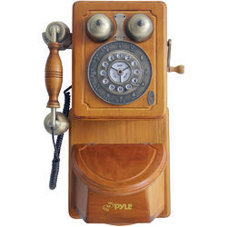Retro Home Style Antique Vintage Wall Mounted Telephone