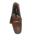 Brown Loafer Shoes, Size: 7 - 10