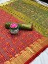 As Shown In The Image Festive Wear Banarasi Art Silk Designer Saree, Packaging Type: Box Packing, Machine Made