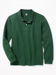 Green School Winter T Shirt