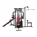 Novafit 5 Stack Station Multi Gym