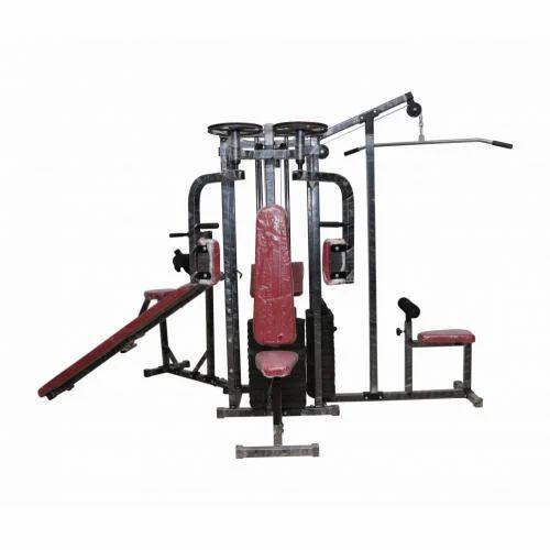 Gamma Fitness 5 Station Multi Gym