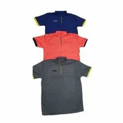 Cotton Mens Sports T-Shirt