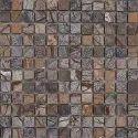 Capstona Stone Mosaics Forest Brown Tiles