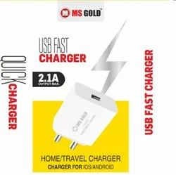 USB Fast Charger Adapter