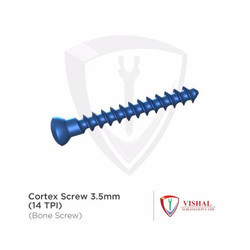 Cortex Screw 3.5 mm 14 TPI