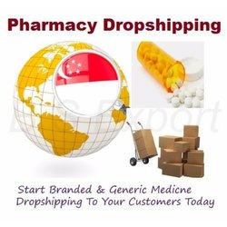 Medicine Drop Shipping from Hong Kong