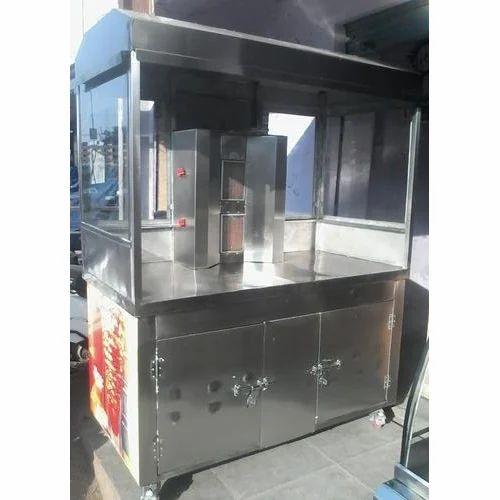 Meat Shawarma Machine at Rs 36000/piece | Shawarma Machine ...
