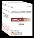 Medicine Grade Duron 200 Tablet (amiodarone), Packaging Type: Strips
