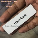 Traffolyte Name Plates