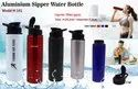 Aluminum Sipper Water Bottle H-141