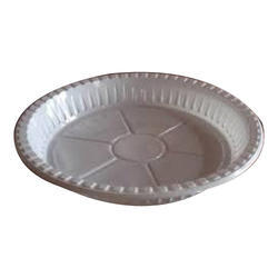 Round White Disposable Plate  sc 1 st  IndiaMART & Disposable Plate - ?????????? ????? Manufacturers ...