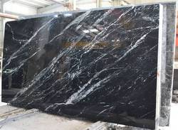 Black Marine Marble, For Flooring And Countertops