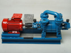 Maxima Two Stage Water Ring Vacuum Pumps, Max Flow Rate: 10000M3HR