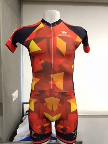 Custom Speed Suit