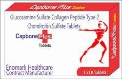Glucosamine Sulfate Collagen Peptide Type 2 Chondroitin Sulfate