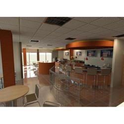 Cafe Interior Design in Ghaziabad