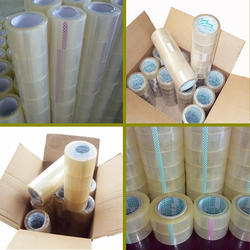 BOPP Transparent Self Adhesive Tape