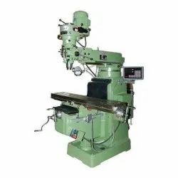 Emtex Machinery Cast Iron Milling Machine, Model Name/Number: 2000S