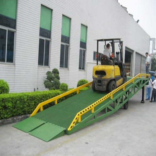 Container Loading Mobile Ramp