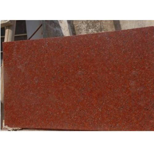 Jhansi Red Granite, for Hardscaping, Thickness: 15-20 mm
