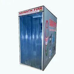 Sanitizer Tunnel Chamber Spray Machine