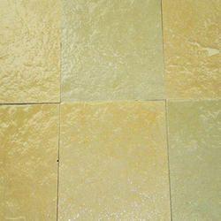 Natural Shabad Yellow Limestone, 25 To 45mm
