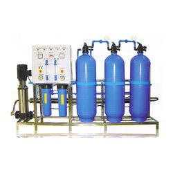 Automatic Water Softening Plant, Electric Power