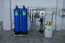 Automatic Industrial RO Water Filter, Capacity: 450 L/hr