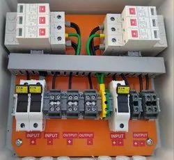 3 in 3 Out Solar DCDB Box