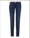 Woman Dark Blue Power Skinny Jeans