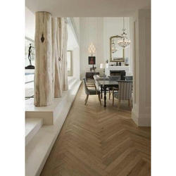 Oak Lime Washed Flooring