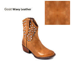 Goat Waxy Leather