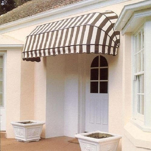 Polyster Plain Window Awning