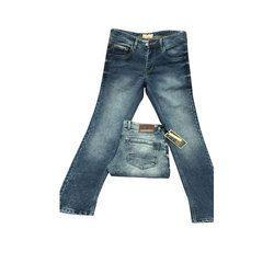 Blue Boys Denim Jeans