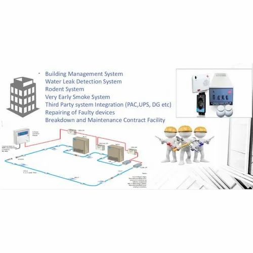 Integrated Building Management System In Ahmedabad E C Technologies Id 21345801788